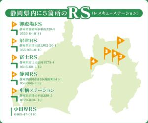 静岡県東部レスキューステーション